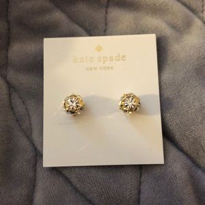 Kate spade lady marmalade earrings